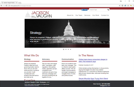 Jackson Vaughn Public Strategies