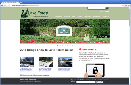Lake Forest Dallas