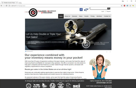XCaliber Auction Firearms